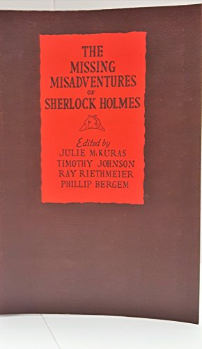 The Missing Misadventures of Sherlock Holmes