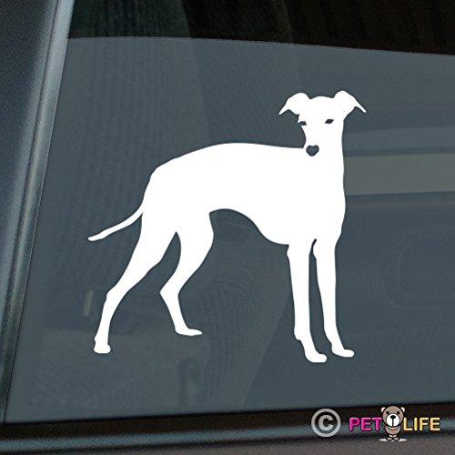 Italian Greyhound Sticker Vinyl Auto Window Sticker