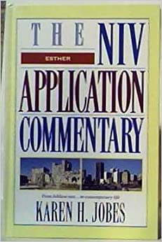 Esther (NIV Application Commentary)