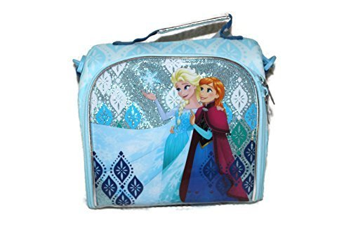 Disney Store Anna and Elsa Lunch Tote