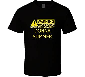 Warning May Start Talking About Donna Summer