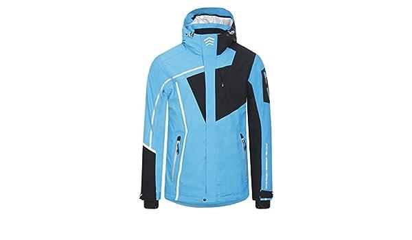 Chaqueta de esquí para hombre iceapeak Macbeth - Chaqueta de softshell - chaqueta de invierno B, otoño/invierno, color - azul, tamaño 54: Amazon.es: ...