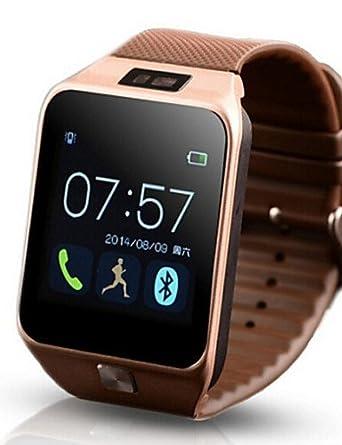 reloj de pulsera bluetooth reloj v8 SmartWatch para el ...