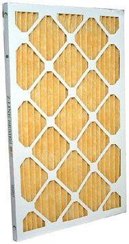 Glasfloss Industries M1124244 Z-Line Series MR-11 MERV 11 Pleated Filter, 6-Case by Glasfloss Industries