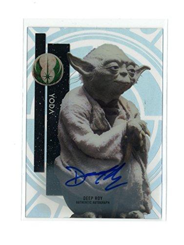 Yoda Signed - 5