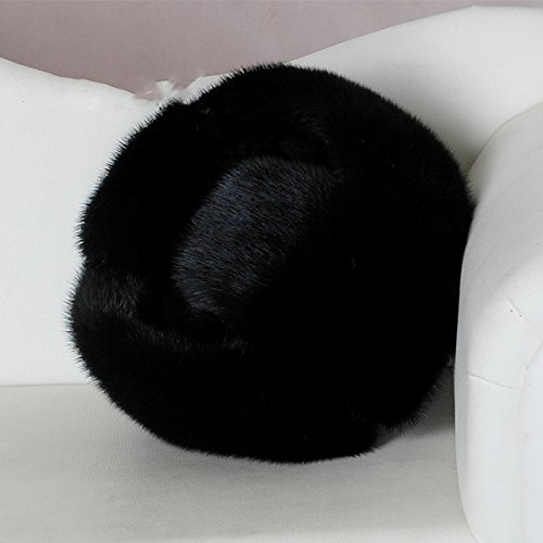 URSFUR Mink Full Fur Russian Hat (One Size, Brown) by URSFUR (Image #8)
