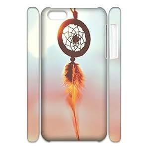 Sunrise Dream Catcher Custom 3D Cover Case for iphone 4/4s,diy phone case ygtg536018
