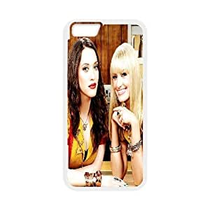 Custom Broke Girls Iphone6 Plus Case, Broke Girls Personalized Case for iPhone 6 plus 5.5 BY supermalls