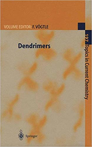 Book Dendrimers (Topics in Current Chemistry)