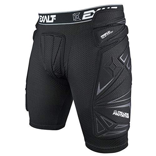 Exalt Paintball FreeFlex Slide Shorts - Black - Medium