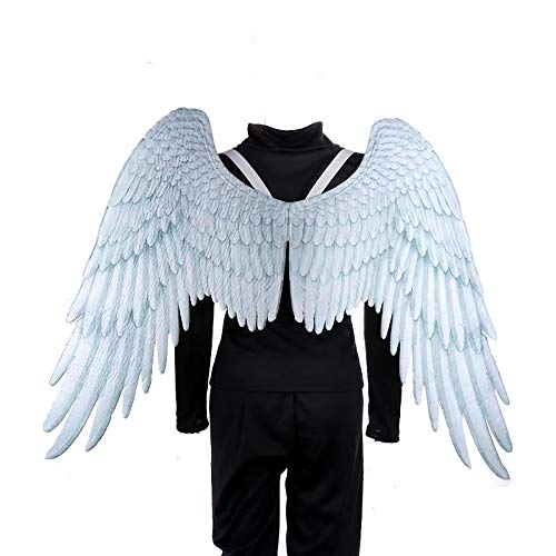 Dragon Wings Helloween Costume Accessory (Angel Wings)]()