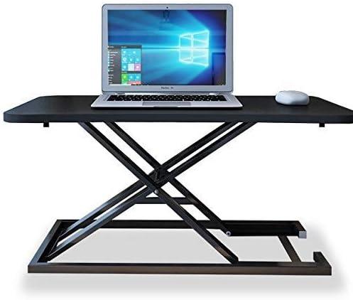 Mesa Compacta Plegable - Stand-Up Computadora Mesa Elevadora ...