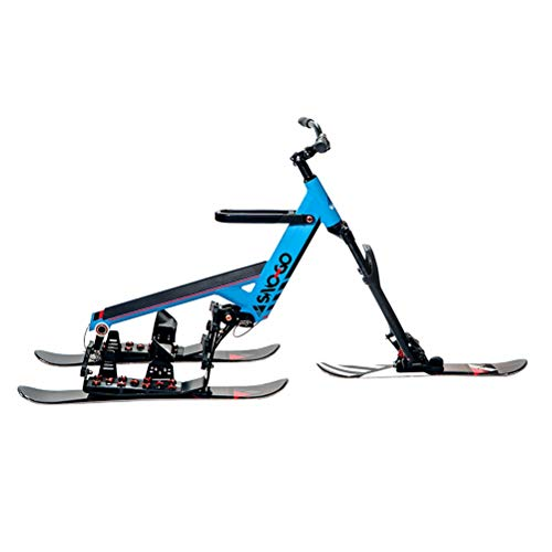 Sno-Go 2019 Ski Bike Bluebird