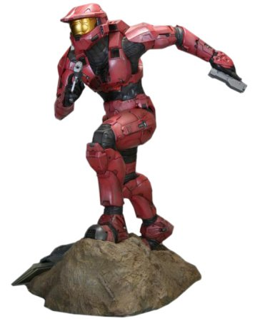 Halo 3 Master Chief PX ARTFX Statue]()