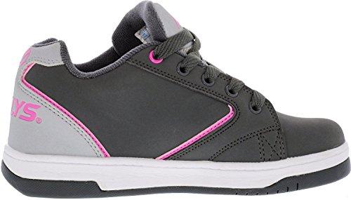 Heelys Pink Big Charcoal Kid Propel Kid 2 Little Skate 0 Grey Shoe PrP0qz