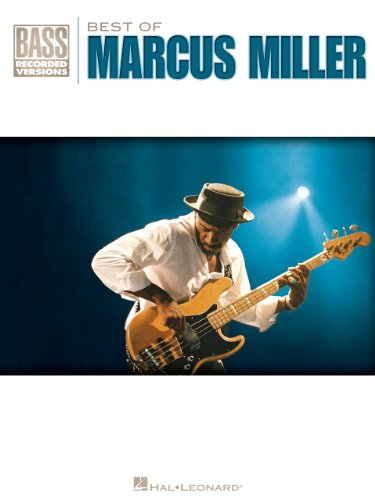 Bass Recorded Versions Songbook - Best of Marcus Miller Songbook (Bass Recorded Versions) (Chinese Edition)