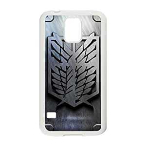Attack on Titan signal Cell Phone Case for Samsung Galaxy S5