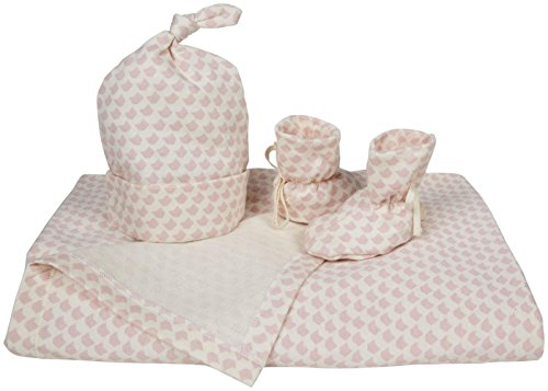 Serena Lily Baby - Serena & Lily Mercer Gift Set (Baby) - Mocha-0-3 Months