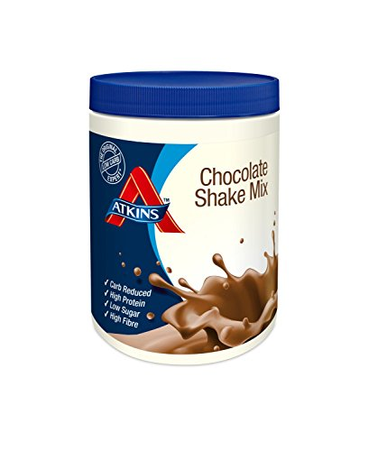 (Atkins Advantage Shake Mix Chocolate (370g))