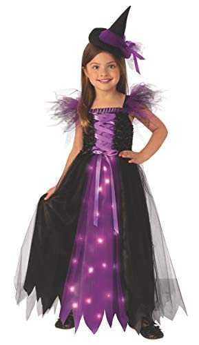 Children Witch Costumes (Rubie's Opus Collection Child's Fancy Witch Costume,)