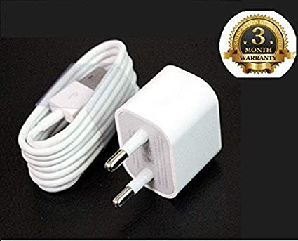 san francisco 7943d 42b27 UNMCORE IPhone 8 Pin Lightning To USB Fast Data Charging Sync Cable Wall  Charger With USB Power Adapter For iPhone 5 5s 5c 6 6s 6+ 6s+ 7 7+ (White)