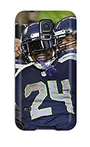 Hot 5750280K559020477 seattleeahawks NFL Sports & Colleges newest Samsung Galaxy S5 cases