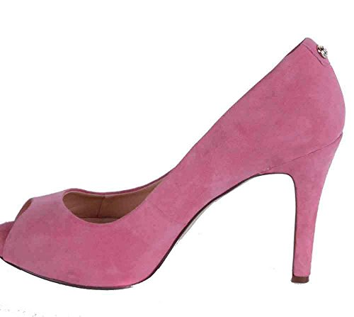 Papaya Pink Women's Highheels GUESS UK Pumps Papaya 7 ZqIwR7t