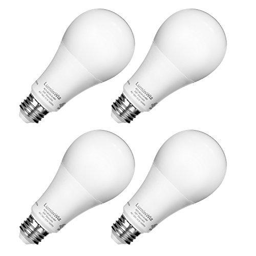 Led Mr16 Medium Base: Dimmable LED Light Bulbs,15W (100W Equivalent),LuminWiz