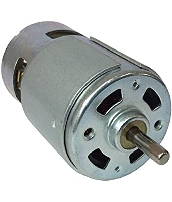 12 Volt Motor >> Generic Td Mot25k 25 000rpm High Speed Motor 12 Volt Dc