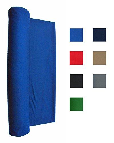 Performance Grade Pool - Billiard Cloth - Felt For An 8 Foot Table Blue (Blue)