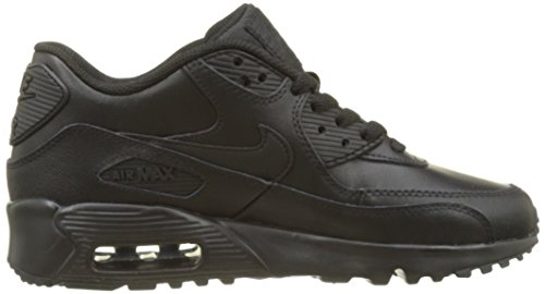 Nike Air Max 90 Ltr (Gs), Zapatillas De Running para Niños Negro (Black / Black)