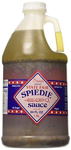 Salamida's Original Spiedie Sauce Marinade 64oz