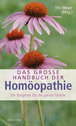 Price comparison product image Das große Handbuch der Homöopathie