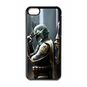 PCSTORE Phone Case Of Star Wars Warrior for iPhone 5C