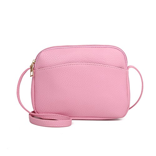 finger Bolso little Cruzados Rosa Mujer para 0wdpdgq