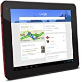 Ematic EGP008RD 8.0-Inch 8GB Pro Multi-Touch Tablet with Android 4.1 Jelly Bean (Red)