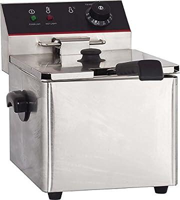 Hakka Commercial Stainless Steel Deep Fryers Electric Professional Restaurant Grade Turkey Fryers
