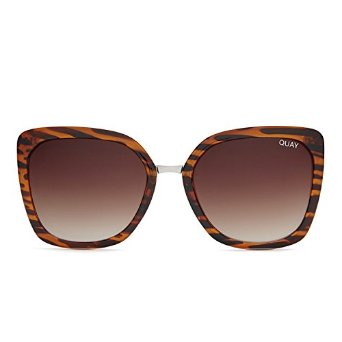 Quay Australia CAPRICORN Women's Sunglasses Oversized Square Frame - - Surf Australia Sunglasses