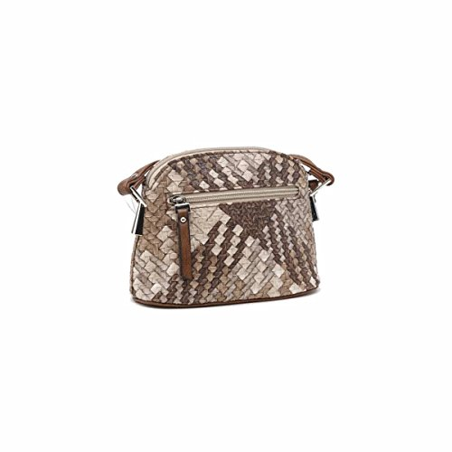 Woman Bag Ulrika Brown For Cross Design Plastic SxSYPw0Uq