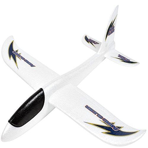 Thin Air Brands Aero Glider Foam Airplane Kit with Durable 14