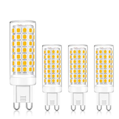 Led Light Bulb 900 Lumen Warm White 9 Watt in US - 9