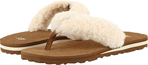 Used, UGG Girls K Schutter Flip Flop, Chestnut, 6 M US Big for sale  Delivered anywhere in USA