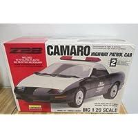 Lindberg Camaro Highway Patrol Car modelo a escala 1/20