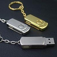 schicj133mm Portable Mini Keyring Flash Drive Pen//U Disk//USB Flash Drive//USB Memory Stick//Flash Drive//Data Storage Memory Stick for Computer Notebook 64G