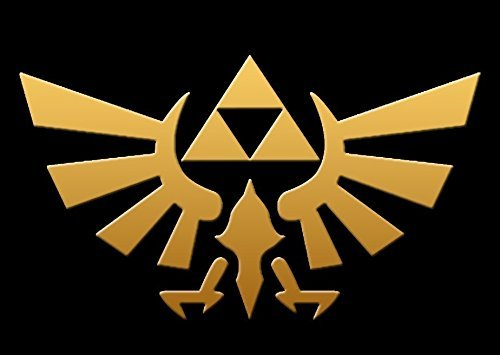zelda auto decal - 2