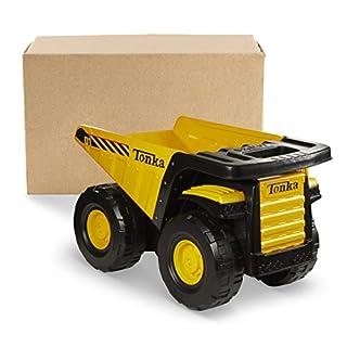 Tonka Toughest Mighty Dump Truck Toy Construction Vehicle