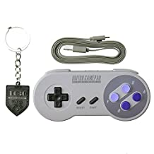 8Bitdo SNES30 Wireless Bluetooth Controller Dual Classic Controller for IOS/Android Gamepad