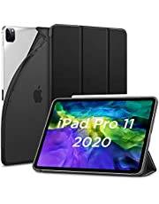 ESR for iPad Pro 11 Case 2020 & 2018, Rebound Slim Smart Case with Auto Sleep/Wake [Viewing/Typing Stand Mode] [Flexible TPU Back with Rubberized Cover]