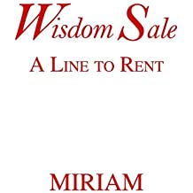 Wisdom Sale (English Edition)