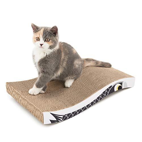 Coching Cat Scratcher Cardboard